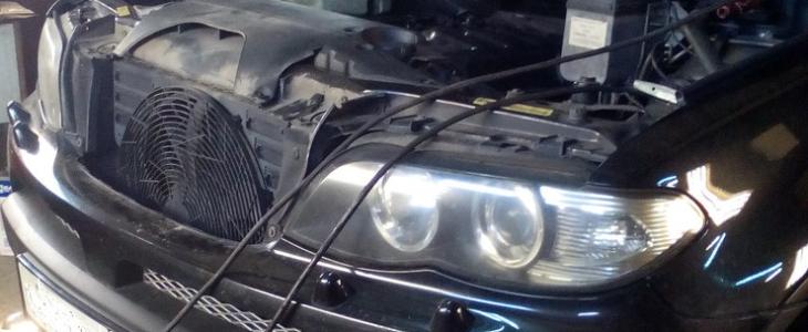 Чип-тюнинг BMW X5 2006 г.в.