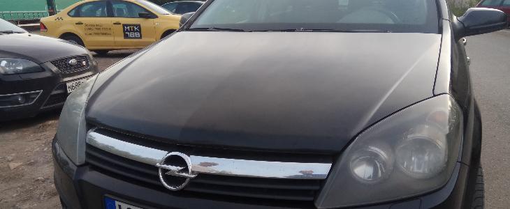 Чип-тюнинг Opel Astra H 2009 г.в.