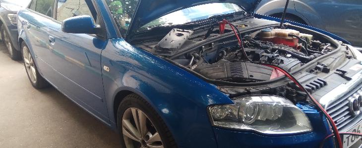 Чип-тюнинг Audi A4 DTM 2008 г.в.