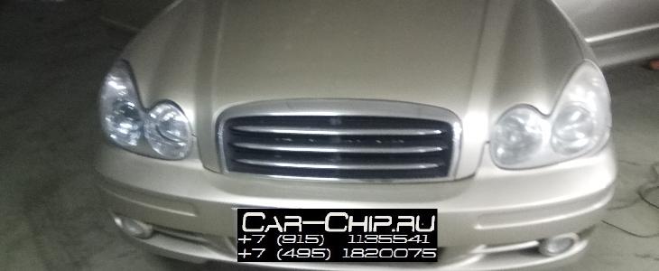 Чип-тюнинг Hyundai Sonata EF