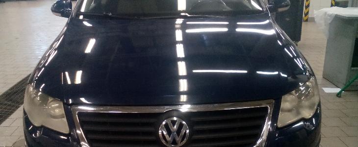 Чип-тюнинг Volkswagen Passat B6 2007 г.в.