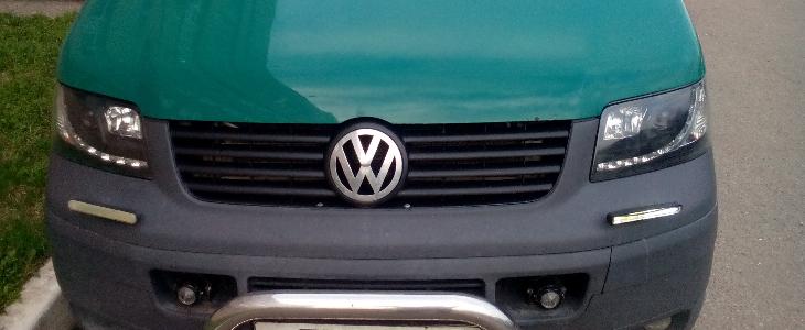 Чип-тюнинг Volkswagen Caravelle 2008 г.в.