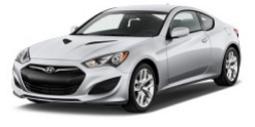 Genesis coupe II