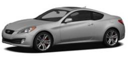 Genesis coupe I