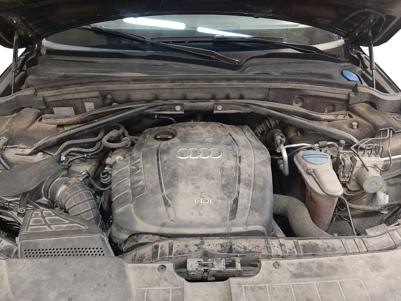 Чип-тюнинг AUDI Q5 2.0 TDI