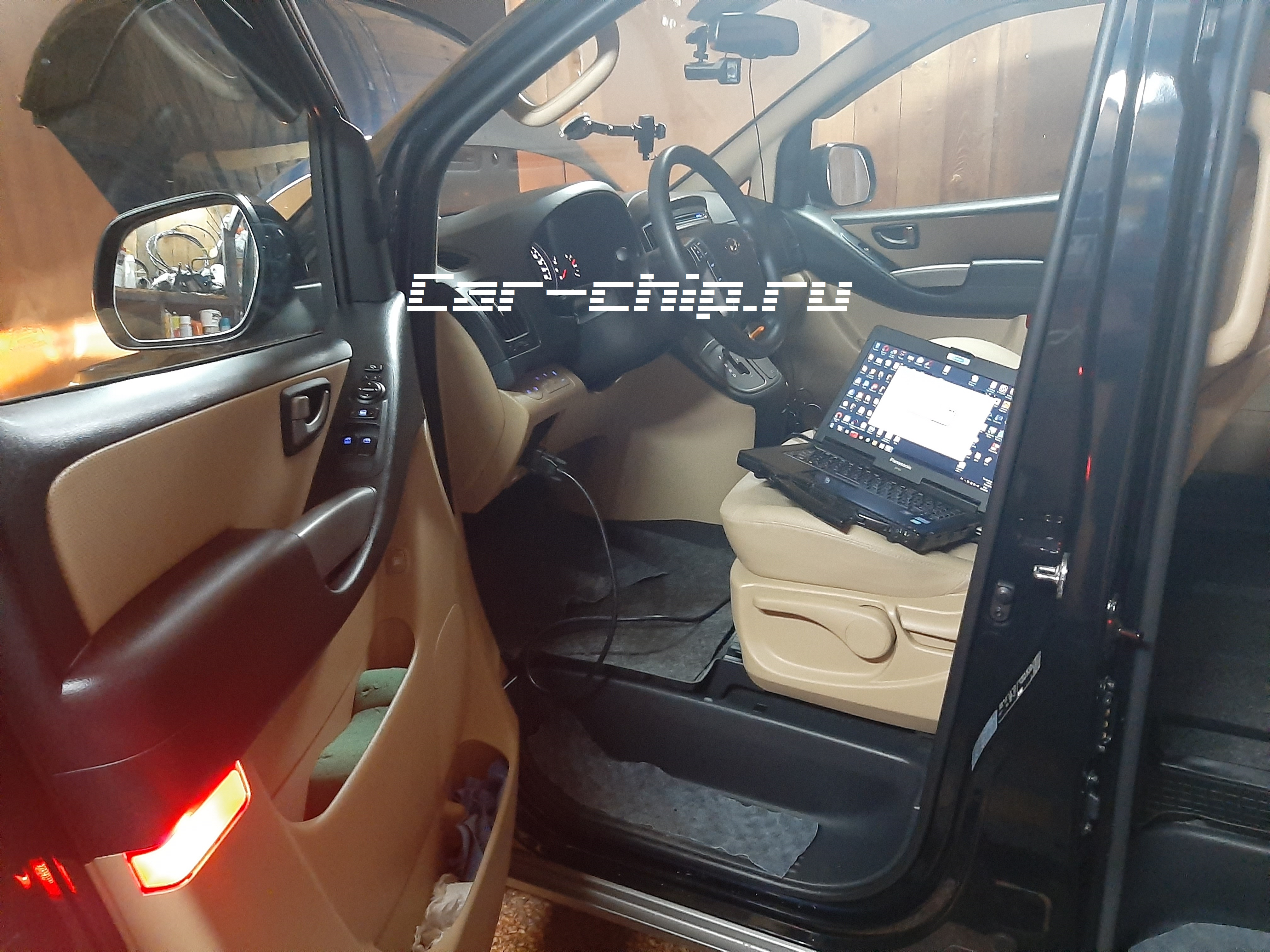 Чип-тюнинг Hyundai Starex H12019
