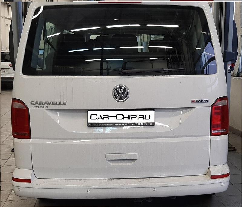Чип-тюнинг Multivan caravelle transporter евро 6 DCM 6.2